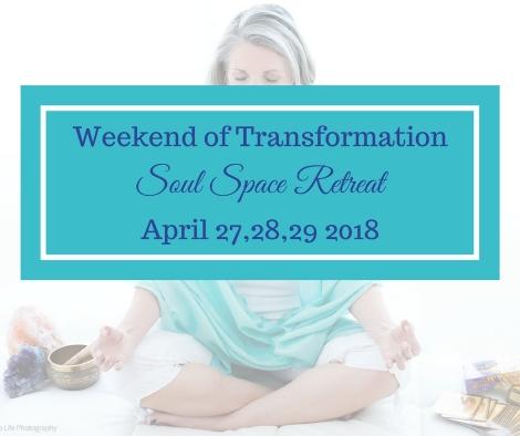 Soul Space retreat Spring 2018