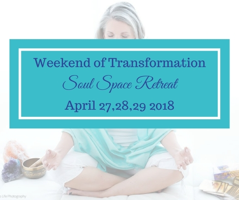 Soul Space retreat Spring 2018